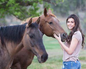 Pferdepflegerin gesucht